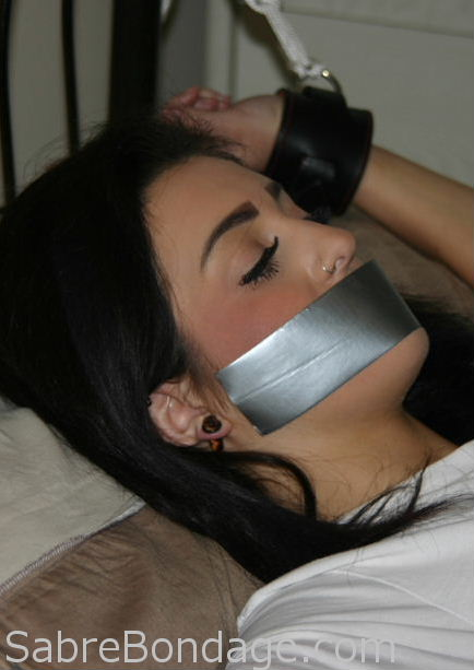Bedbound and Taped