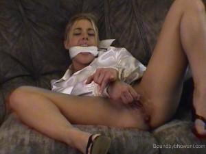 Bound Tammy's Vibrator 2