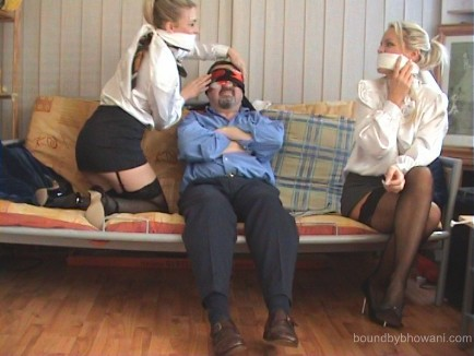 Video Reprise: Gagged Games 2