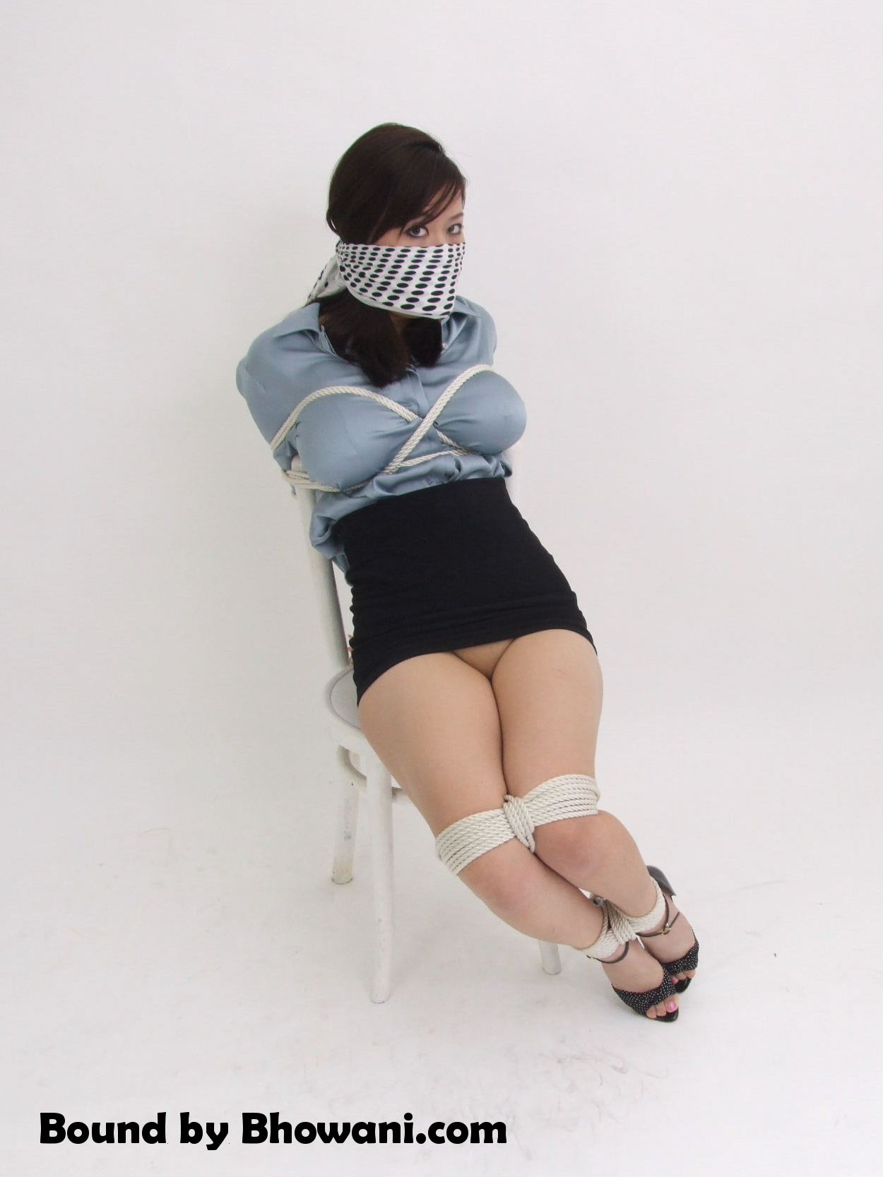Japanese Rope Therapy 4