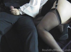 Of Blouses, Blindfolds and Blowjobs - Video 3