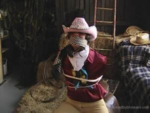 Satin Cowgirl Fifi