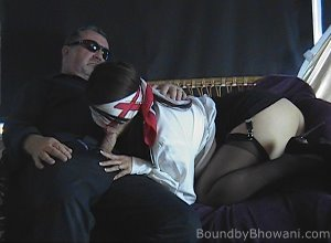Of Blouses, Blindfolds and Blowjobs - Video 7