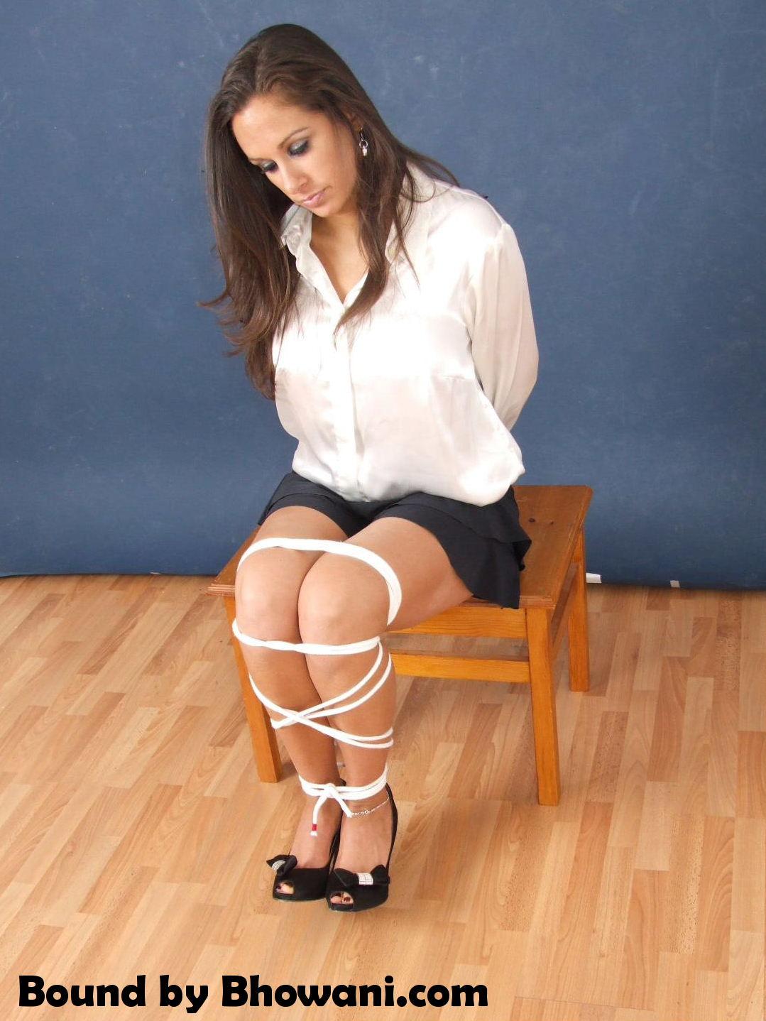 White Silk, White Rope 1