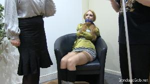 Alexa Edwards & Temptress Kate in bondage.