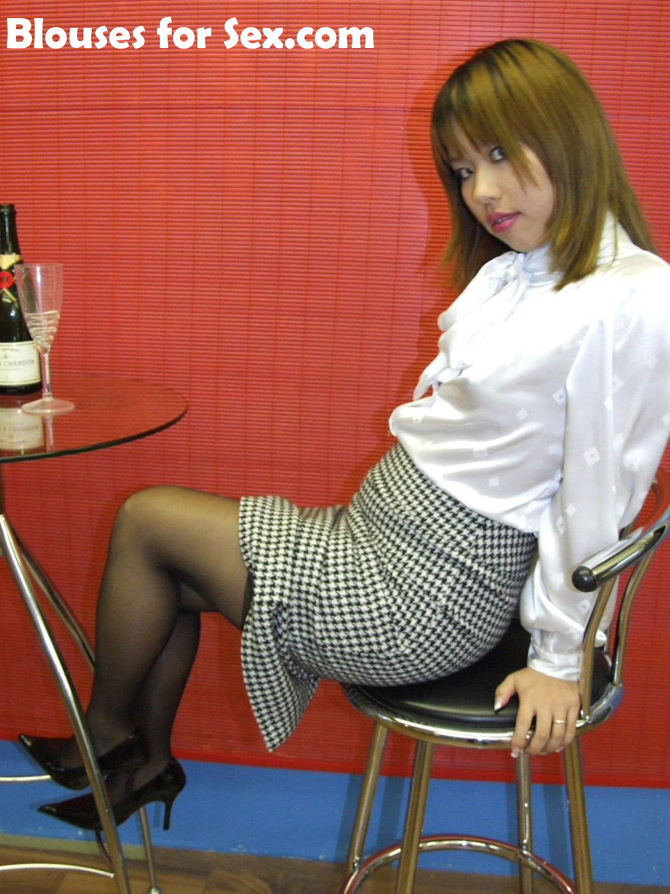 Blouse Archive: Dressed Up Tigerr